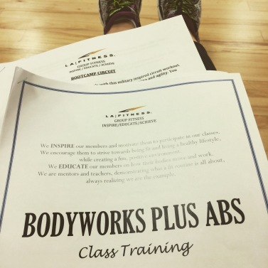 Bootcamp & Body Works Certification