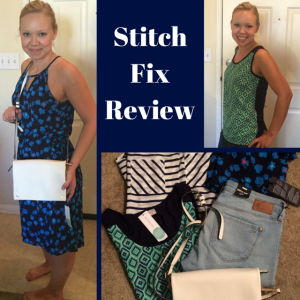 Stitch Fix #1 Review