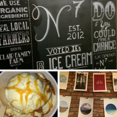 Friday Favorites N7 Creamery