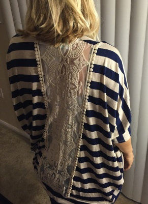 Gander Lace Back Cardigan Stitch Fix