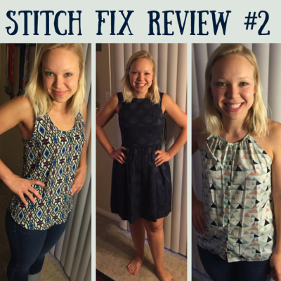 Stitch Fix Review July #2